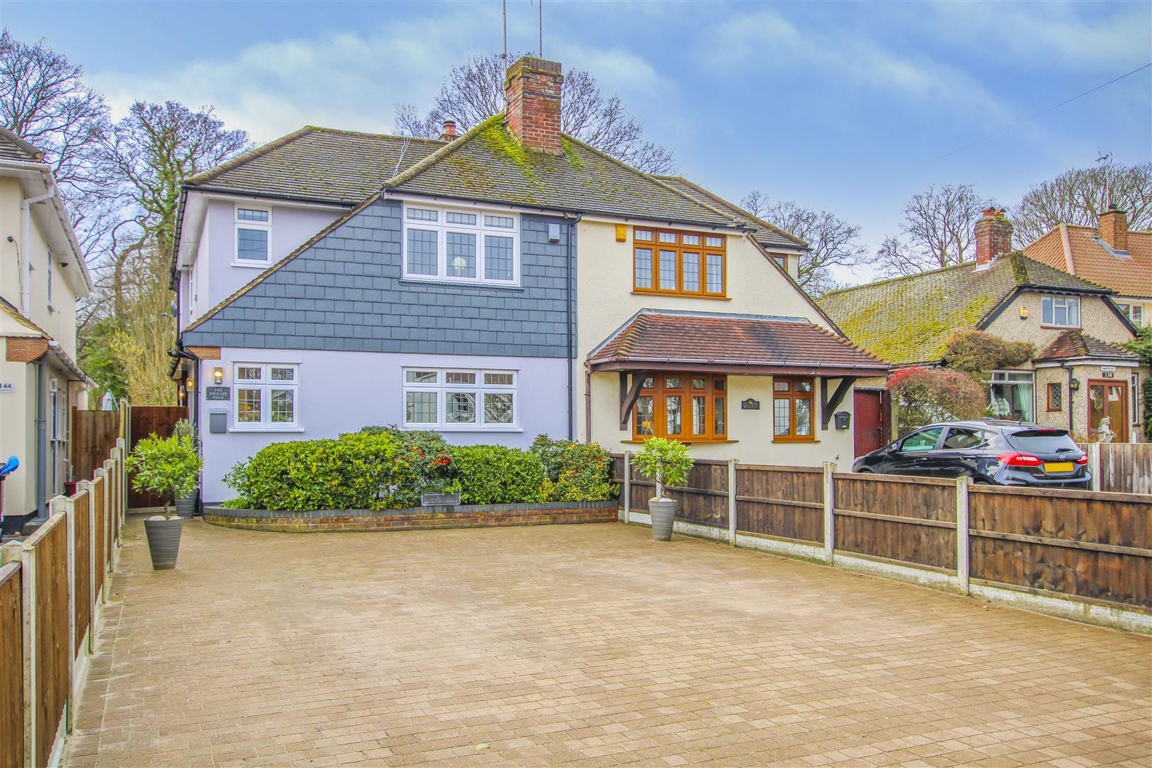 Ingrave Road, Brentwood
